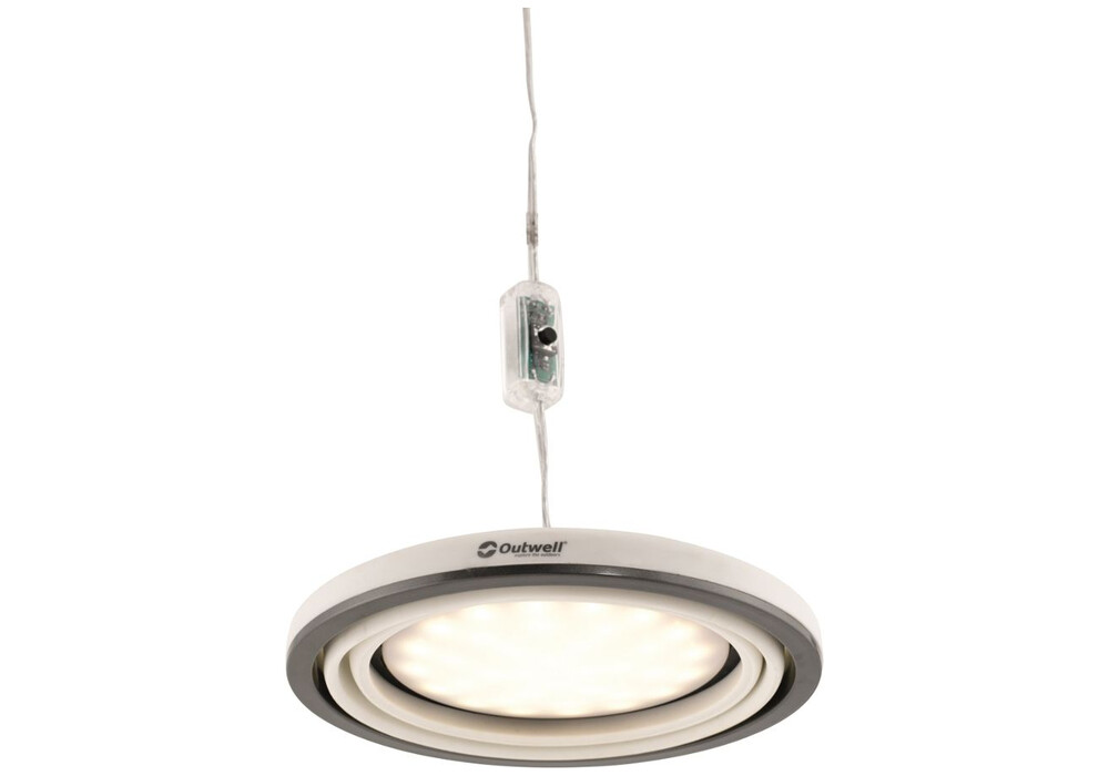 Outwell Orion Camping verlichting wit l Online bij outdoor shop campz.nl